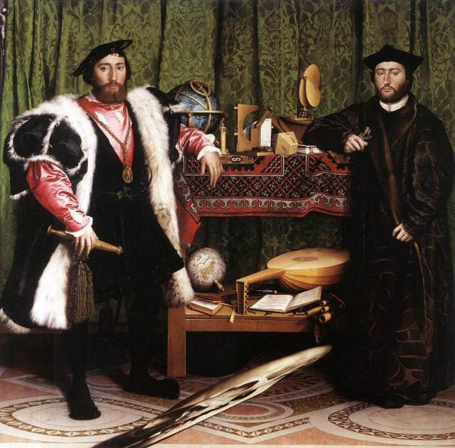 Holbein_les-ambassadeurs